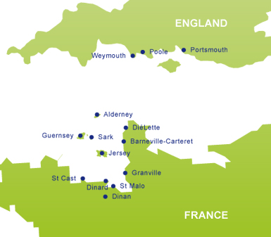 Channel Island Ferries Book A Ferry To The Channel Islands With